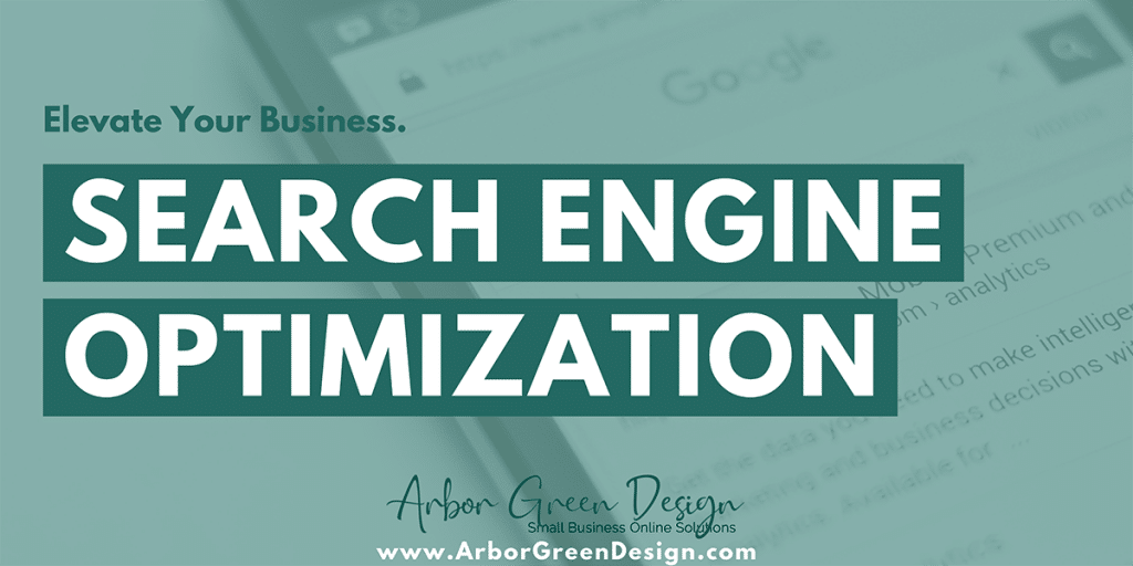 SEO Graphic for Small Businesses