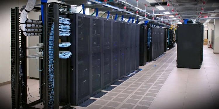 Small Business Web Hosting Server